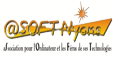 logo informatique asoft Nyons